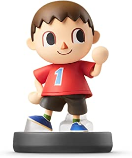 Villager Amiibo Figure