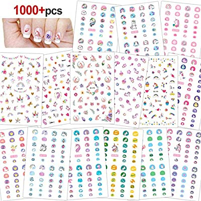 Konsait 500+ Unicornio Nail