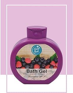 Fresh Feel Shower Gel Blackberry, 750 ml