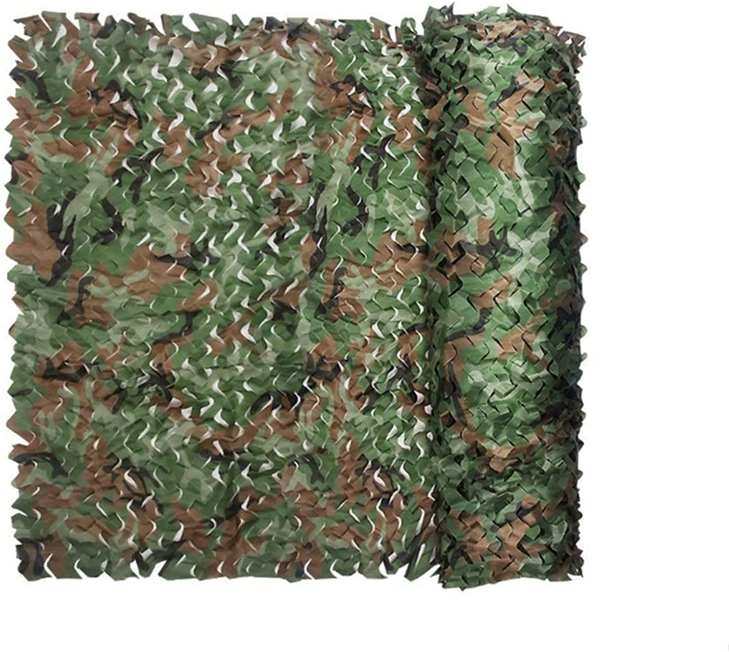 Caixia Camouflage nets, Jungle Camouflage Nets  Outdoor Satellite AntiAircraft Shoot Large Flowers Green Pine Needle Sunscreen Net Camouflage Net (color   2x3M)