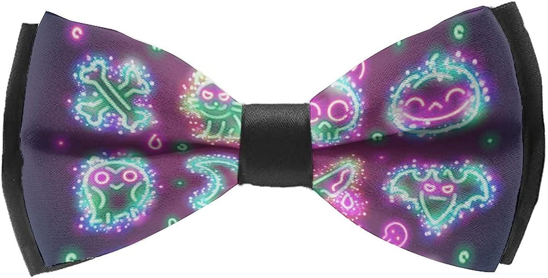 Men'S Pre-Tied Bow Tie for Wedding Tuxedo Classic Cravat Ties