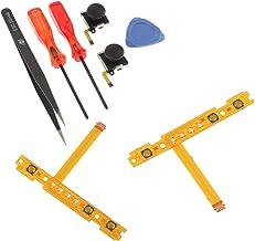 KESOTO Analog Stick 3D Rocker & SL SR Button Flex Cable For Switch Joy-con
