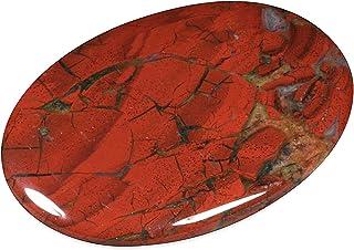 Diseño de amapolas de piedra de cuarzo de jaspe de mano