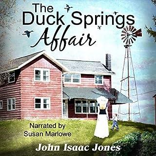 The Duck Springs Affair audiobook cover art