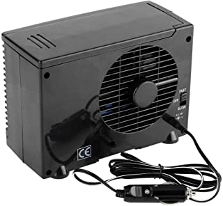 Yosoo Car Truck Air Cooler,Portable 12V Car Truck Air Conditioner Evaporative Water Cooling Air Fan for SUV, RV, Vehicles