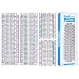 Best Breadboards - 4PCS Breadboards Kit Include 2PCS 830 Point 2PCS Review