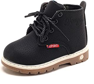 Baby Kids Boots Boys Girls Shoes Hiking Ankle Boots Toddler/Little Kid