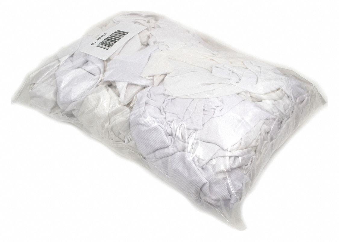 T-Shirt In stock Cloth Rag 4 White overseas lb Varies-204000069