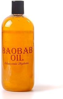 Mystic Moments L'huile de Graine de Baobab - 500ml - 100% Pure