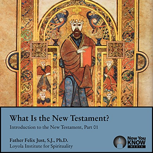 What Is the New Testament? audiobook cover art