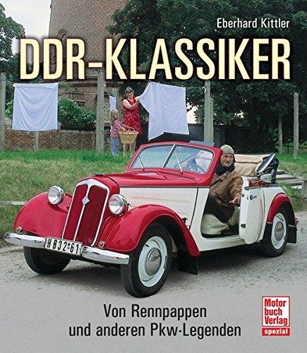 DDR Oldtimer: Straßenbekanntschaften mit Rennpappe und Co.