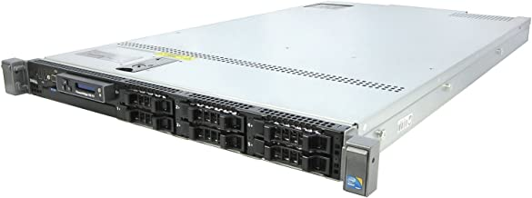 DELL PowerEdge R610 – 2x X5560 2.80GHz Quad Core - 6x 300GB SAS 48GB RAM 2PSU