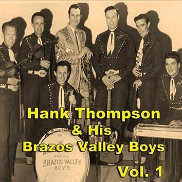 Hank Thompson & His Brazos Valley Boys, Vol. 1