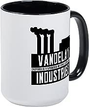 CafePress Vandelay Industries Seinfield Large Mug Coffee Mug, Large 15 oz. White Coffee Cup