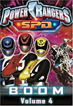 Power Rangers SPD - Boom