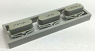 OLIVETTI PR2 Plus XYAB1705 Grey Keyboard