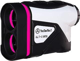 レーザー距離計 ゴルフ 測定器 ULTX800 限定ビビットピンクバージョン 保証2年 傾斜モード 精度±0.3Y tectectec テックテック 110mm×76mm×41mm