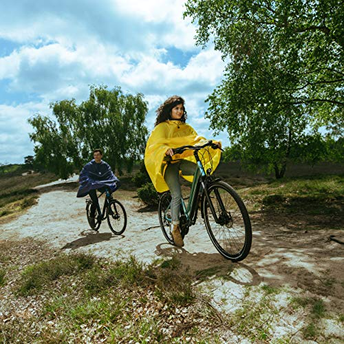 Fahrrad Regenponcho - 5