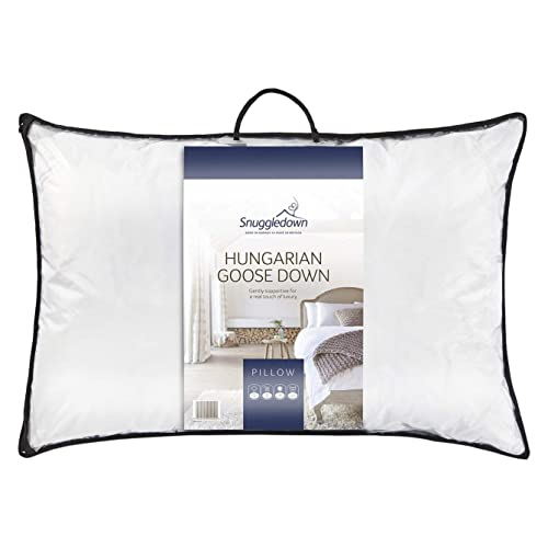 Snuggledown Pillow Amazon Co Uk