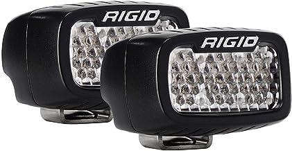 RIGID 980003 SR-M Series PRO FLOOD DIFFUSED Backup Kit SURFACE Mount, PAIR (set of 2) LED lights, 980003