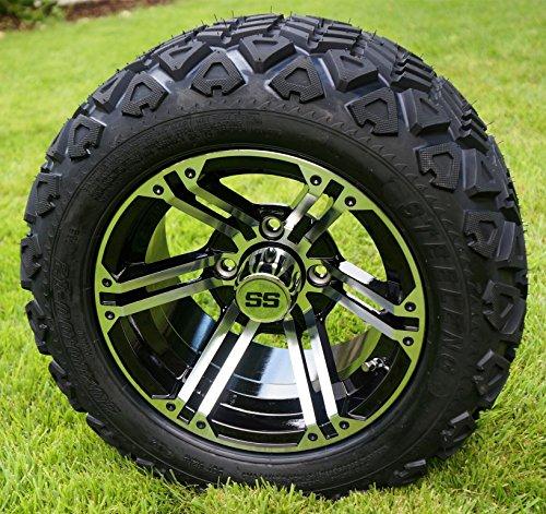 "12"" TERMINATOR Wheels & Tires"