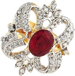 خاتم ماهاري الهندي للمجوهرات الملكي للنساء