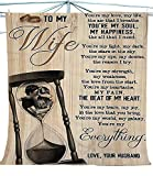 Meaningful Gift Ideas for Wife Valentine's Day, Happy Aniversary...