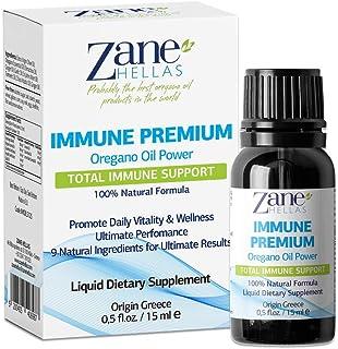 Zane Hellas Immune Premium Total Immune Support. Sistema