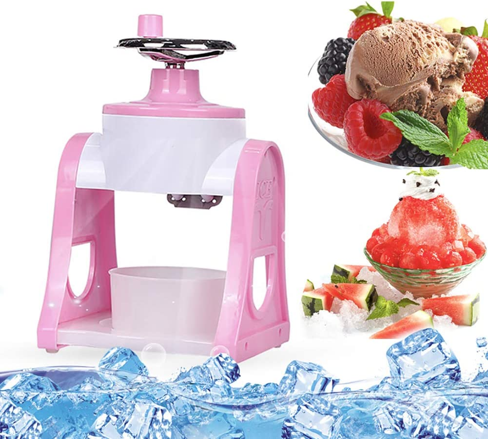 store JAYI Max 83% OFF Manual Ice Crusher Shaver Machine Portable