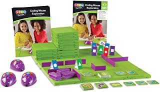 hand2mind STEM in Action, Coding Robot Mouse Classroom Set, Learning Activities Exploring Basic Needs of Animal As Students Code & Program, Life Science Lesson, STEM.org Authenticated