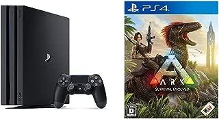 PlayStation 4 Pro ジェット・ブラック 1TB (CUH-7100BB01) + ARK: Survival Evolved セット