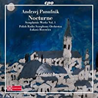 Symphonic Works, Vol. 1: Tragic Overture / Nocturne / Heroic Overture / Katyn Epitaph / A Procession for Peace / Harmony by Andrzej Panufnik (2010-04-27)