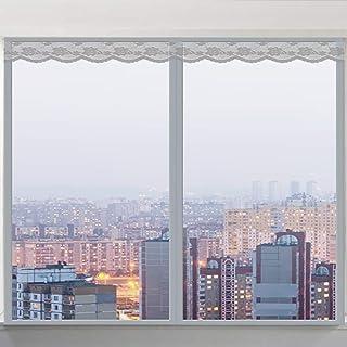 Magnetyczna moskitiera do siatki okiennej, moskitiera okienna (80 * 100 cm/szerokość * wysokość)