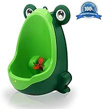 Orinal para niños con diseño de rana verde verde Talla:pequeño