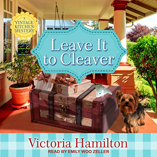Leave It to Cleaver Audiobook By Victoria Hamilton cover art