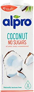 Alpro Drink Coconut Unsweetened 1 liter (Pack of 1)