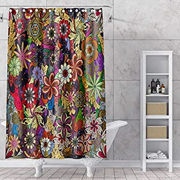 Best bright floral curtains Reviews