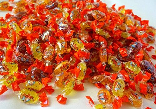 Unbekannt 50 Kg (2,65€/Kg) Bonbons Bonbonmischung Frucht u.a. Wurfware Karneval Fasching Bonbon Kinder Süßwaren Süßes Rosenmontag Rosenmontagszug Feste Feiern Zugabe
