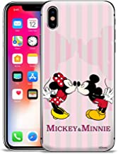 GSPSTORE iPhone XR Case,Mickey and Minnie Mouse Disney Pattern Protector Case Cover for iPhone XR #1