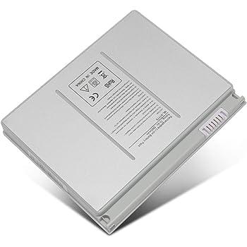 A1175 Laptop Battery for MacBook Pro 15 inch A1175 A1260 A1150 A1211 A1226 Compatible MA348G / A MA466LLA MA348J / A (10.8V 5600mah)