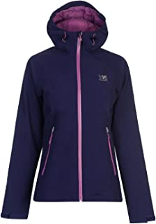 Womens Ridge Jacket Waterproof Coat Top Long Sleeve