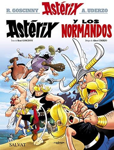Astérix y los normandos: Asterix y los normandos