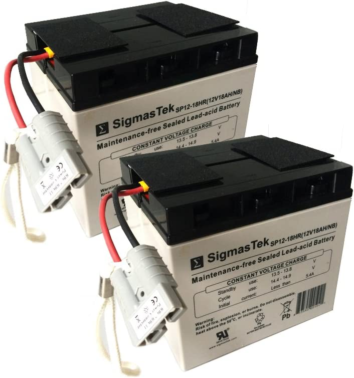APC Replacement Battery Cartridge #55. UPS REPLACEMENT BATTERY RBC55 UPS-B. Spill Proof, Maintenance Free Sealed Lead Acid Hot-swappable