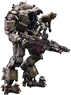 28cm Toys Collection Anime Action Figure for Ornaments Exquisite Collection Toy Titan Falls Atlas Robot Movable Model