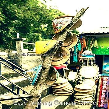 Friendly Harps and Gamalan - Bgm for Balinese Sunrise