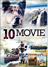 10 Movie Collection: Snowbound / Baker's Hawk / Castle Rock / Lassie - The Painted Hills / River's End / Devil's Hill / The Journey / Captain Johnno / The Red Fury / Against A Crooked Sky