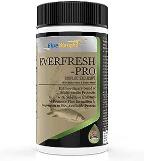 Everfresh Pro 500 GM - Aqua Probiotics, Multi Strain Probiotic 15b CFU/gm. for Shrimp, Fish Culture & Biofloc Technology.