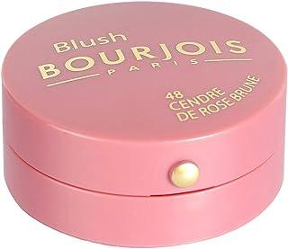 Bourjois Little Round Pot Blush - 2.5g (48 Cendre De Rose Brun)