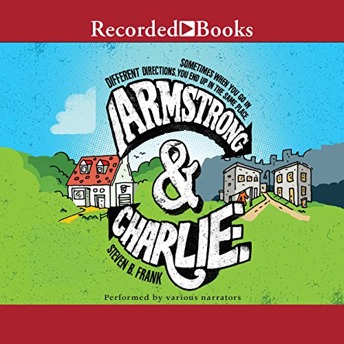 Armstrong and Charlie audiobook cover art