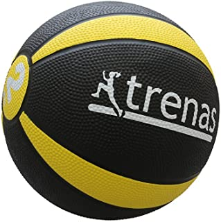 comprar comparacion trenas Balón Medicinal de Goma Pro – 1 kg – 1,5 kg – 2 kg – 3 kg – 4 kg – 5 kg